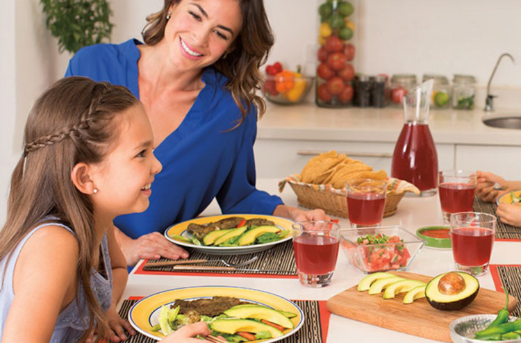 How to Talk with Your Kids about Nutrition