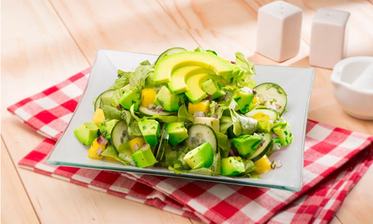 Avocado Salad Dressings