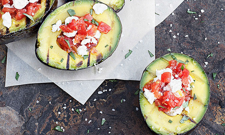 Let's Get Summer Started!: Grilling with Avocado