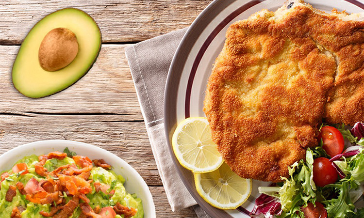 Non-traditional Approaches to Traditional Dishes with Avocado