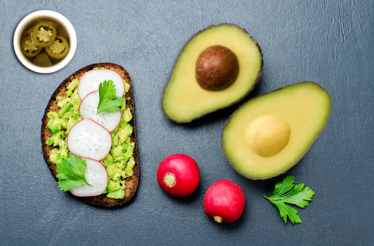3 Avocado Toast Recipes to Start Your Day Off Right