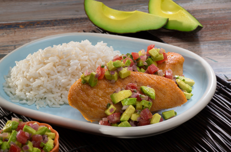 Running low on time? Try this quick and delicious recipe: Salsa Chicken